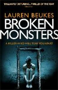 Broken Monsters - Lauren Beukes - cover