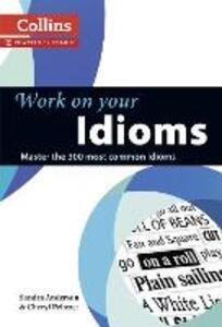 Idioms: B1-C2 - Sandra Anderson,Cheryl Pelteret - cover