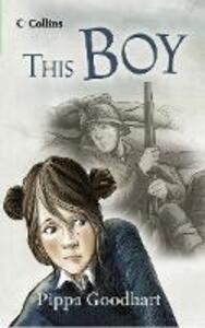 This Boy - Pippa Goodhart - cover