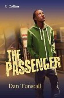 The Passenger - Dan Tunstall - cover