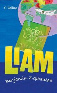 Liam - Benjamin Zephaniah - cover