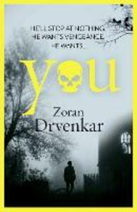 You - Zoran Drvenkar - cover