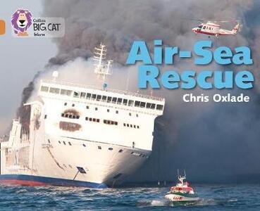 Air-Sea Rescue: Band 12/Copper - Chris Oxlade - cover