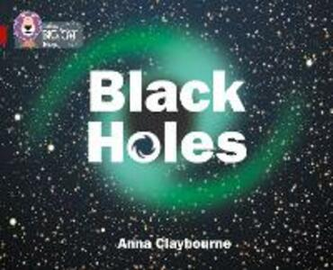 Black Holes: Band 14/Ruby - Anna Claybourne - cover