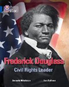 Frederick Douglass: A Slave Biography: Band 16/Sapphire - Amanda Mitchison - cover