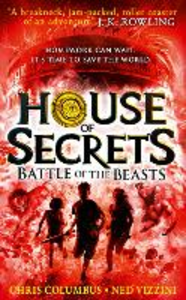 Ebook in inglese Battle of the Beasts (House of Secrets, Book 2) Columbus, Chris , Vizzini, Ned