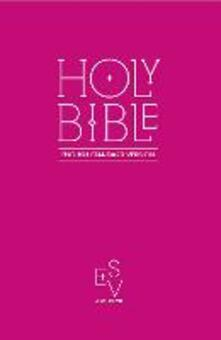 Holy Bible: English Standard Version (ESV) Anglicised Pink Gift and Award edition - Collins Anglicised ESV Bibles - cover