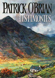 Foto Cover di Testimonies, Ebook inglese di Patrick O'Brian, edito da HarperCollins Publishers