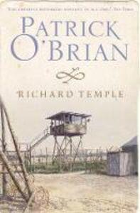Foto Cover di Richard Temple, Ebook inglese di Patrick O'Brian, edito da HarperCollins Publishers