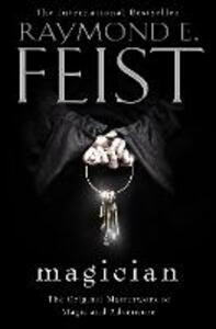 Magician - Raymond E. Feist - cover