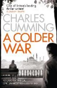 Ebook in inglese Colder War Cumming, Charles