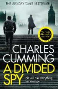 Ebook in inglese A Divided Spy Cumming, Charles