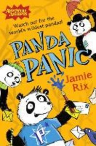Foto Cover di Panda Panic, Ebook inglese di Jamie Rix, edito da HarperCollins Publishers