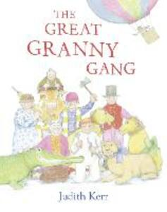 The Great Granny Gang - Judith Kerr - cover