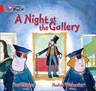 A Night at the Gallery Workbook - cover