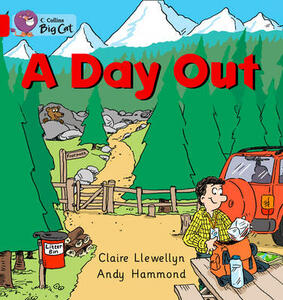 A Day Out Workbook - cover