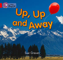Up, Up and Away Workbook - cover
