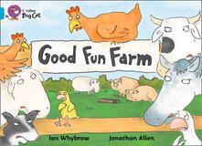 Good Fun Farm Workbook - cover