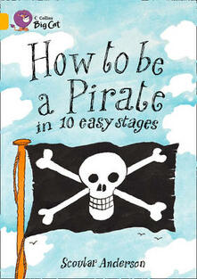 How to be a Pirate Workbook - cover