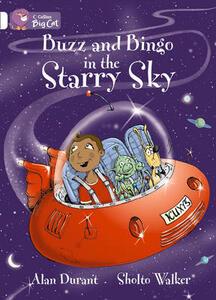 Buzz & Bingo in the Starry Sky Workbook - cover
