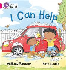 I Can Help Workbook - cover