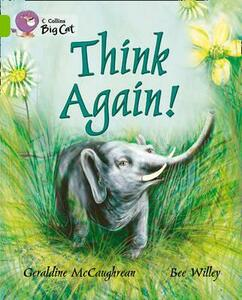 Think Again: Band 11/Lime - Geraldine McCaughrean,Bee Willey - cover