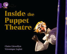 Inside the Puppet Theatre Workbook - cover
