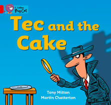 Tec and the Cake Workbook - cover
