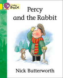 Percy and the Rabbit Workbook - cover