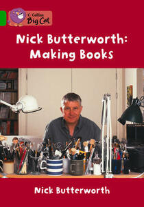 Making Books: Band 05/Green - Nick Butterworth - cover