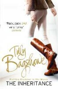 The Inheritance - Tilly Bagshawe - cover