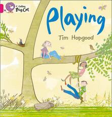 Playing: Band 1b/Pink - Tim Hopgood - cover
