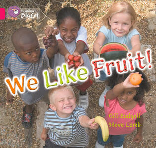 We Like Fruit: Band 01b/Pink B - Gill Budgell - cover