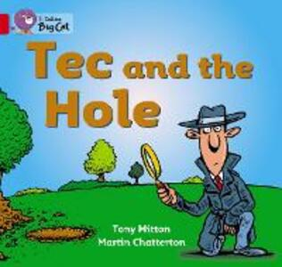 Tec and the Hole Workbook - cover
