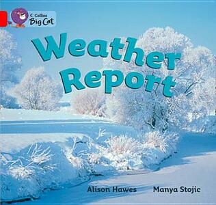 Weather Report Workbook - cover