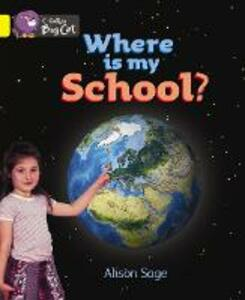 Where Is My School? Workbook - cover