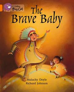 The Brave Baby: Band 06/Orange - Malachy Doyle - cover