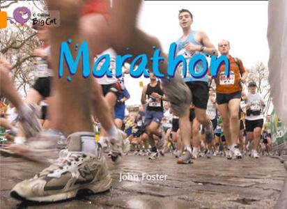 Marathon Workbook - cover