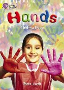 Hands Workbook - cover