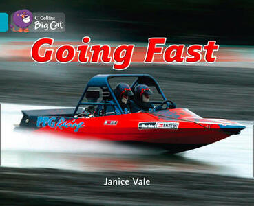 Going Fast Workbook - cover