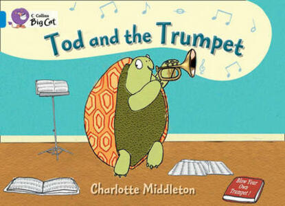 Tod and the Trumpet Workbook - cover