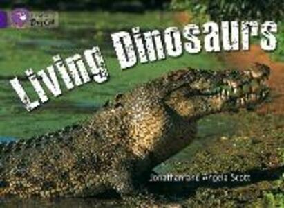 Living Dinosaurs Workbook - cover