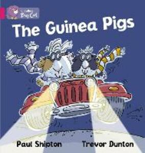 The Guinea Pigs Workbook - cover