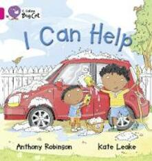 I Can Help Workbook - cover
