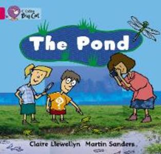 The Pond Workbook - cover