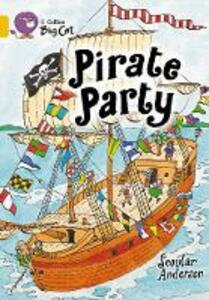 Pirate Party Workbook - cover