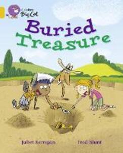 Buried Treasure Workbook - cover