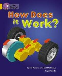 How Does it Work? Workbook - cover