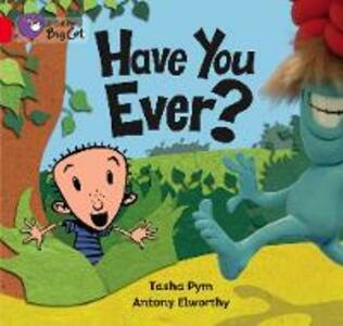 Have you Ever? Workbook - cover