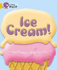Ice Cream Workbook - cover